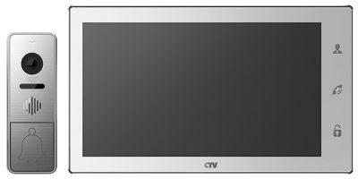 CTV-DP4102AHD Комплект цветного видеодомофона